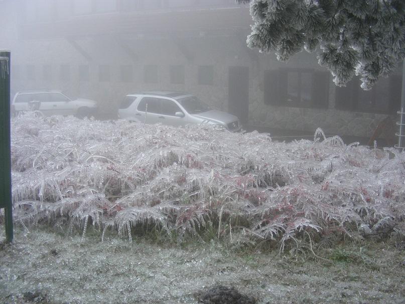 Dobogók� jég 17