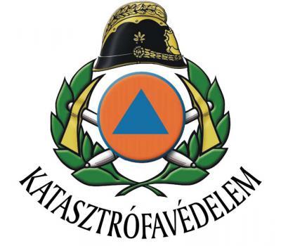 katasztfófavédelem címer