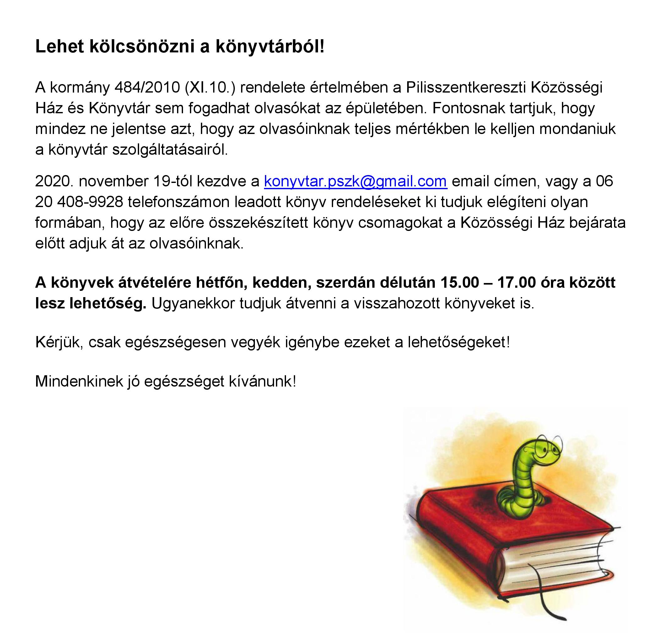 Könyvkölcsönzés