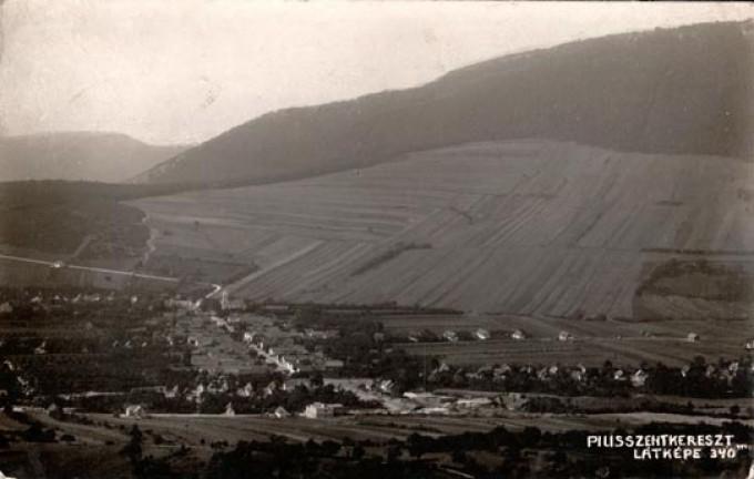 Psztkereszt 1930 körül.jpg